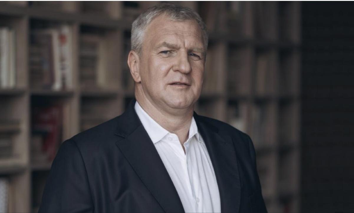 Гребінський Леонід Андрійович - Голова Правління «КРИСТАЛБАНК»